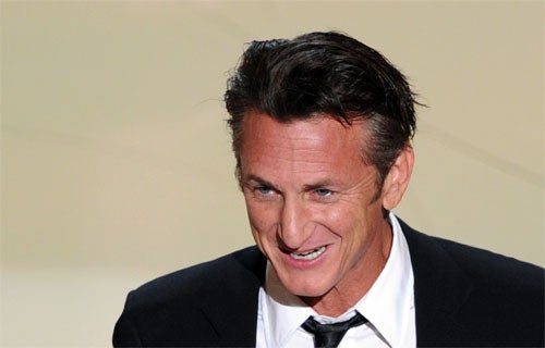 "Sean Penn In Rumored Oscar Brawl; Miley & Liam Are ""Deeper Than Normal People"""
