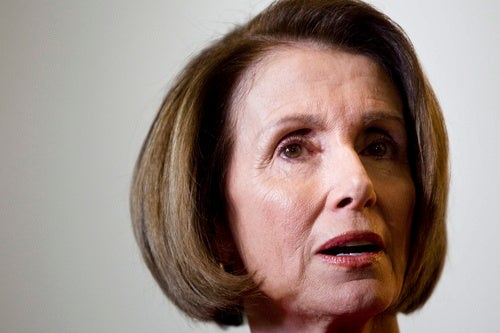 Backhanded Compliment Of The Day: Paglia On Pelosi