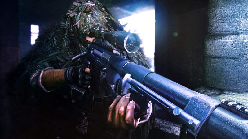 Sniper: Ghost Warrior Aims for the PlayStation 3 in June