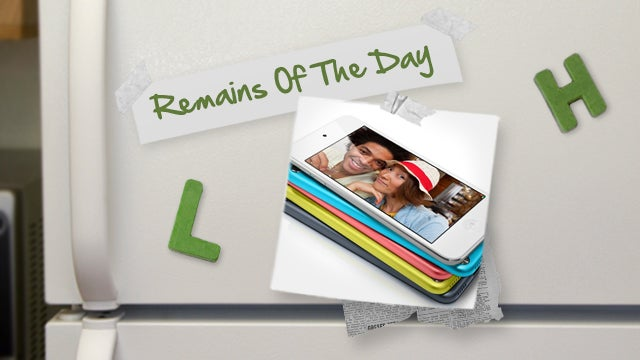 Remains of the Day: The New iPod Touch Leaves a Bit to Be Desired