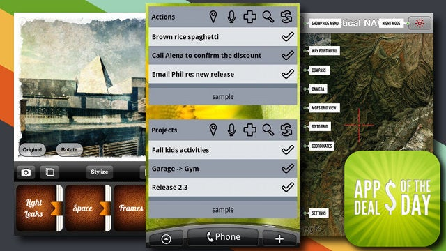 Daily App Deals:A GTD Task Manager for Android for 50% Off