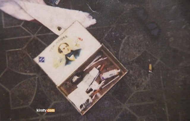 New Photos From Kurt Cobain's Suicide Released