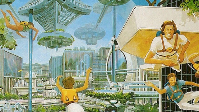 What Kids in 1977 Thought the Year 2000 Would Look Like