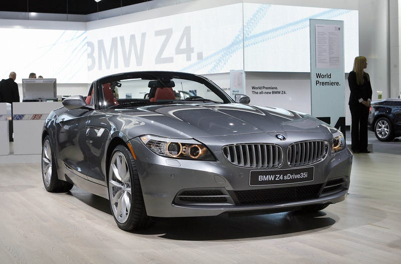 Help me to help my mother spend all of her money on a 6MT N52 Z4.