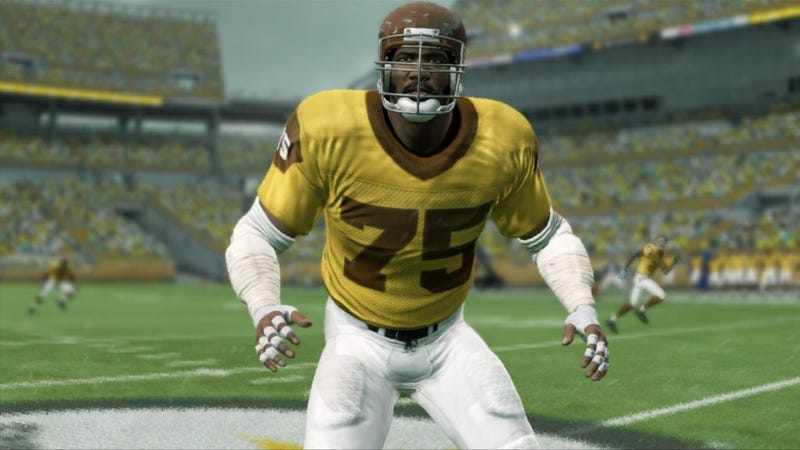 Two Dozen All-Time Greats Available in Madden 13, with More to be Unlocked