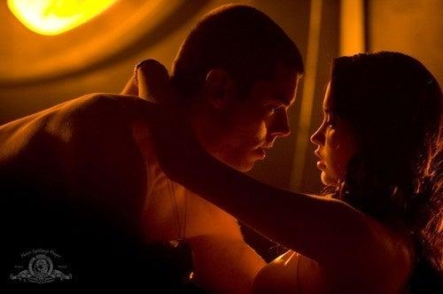 """Stargate Universe """"Light"""" Pics"""