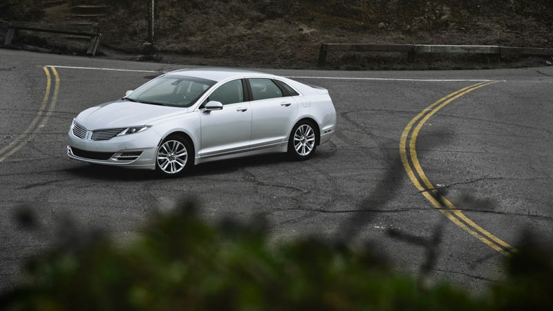 2013 Lincoln MKZ: The Jalopnik Review