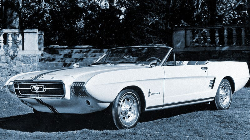 The Strange Journey That Led To The Original Ford Mustang