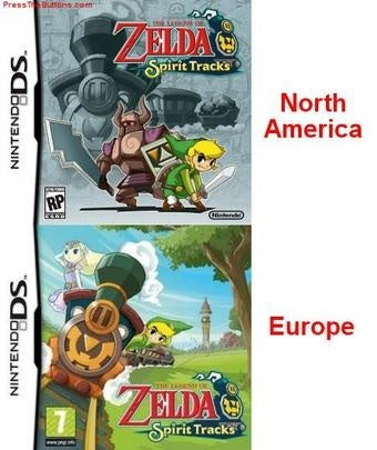 On America's Copies Of Zelda, Link's A Fighter