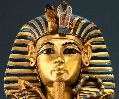 Speed Racer, Original Version: King Tutankhamun