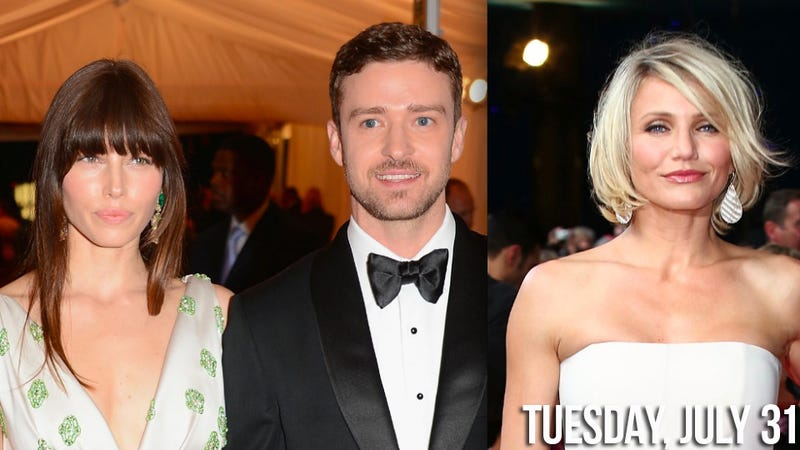 Jessica Biel Orders Justin Timberlake To Stop Hanging Out With Cameron Diaz Or Else