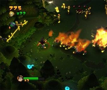Burn Zombie Burn! Ignites PSN This Month