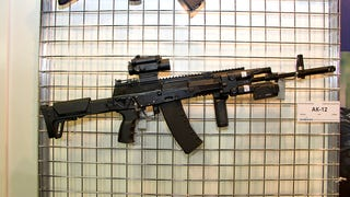 Az oroszok az AK-12-es mellett döntöttek