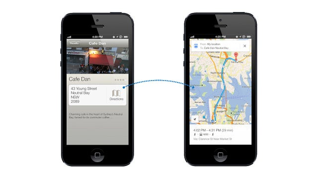 iOS Devs Now Have Access To Google's Awesome Maps