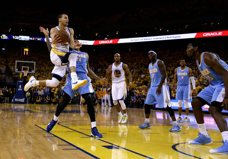 Stephen Curry And Jarrett Jack Are One-Upping Their Way Past Denver