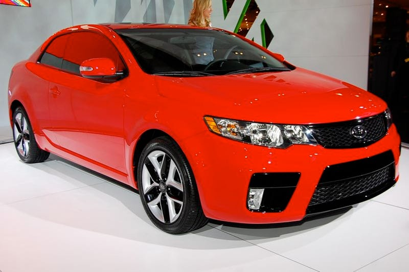 2010 Kia Forte Koup: You Stay Klassy, Kia