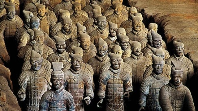 Spider-Man producer heads to China to turn the Terracotta Warriors into a superhero franchise