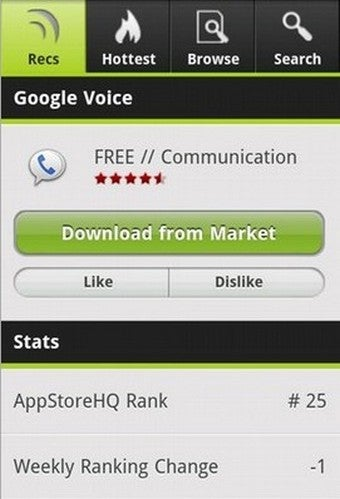 AppESP Generates Predictive Android Market Recommendations