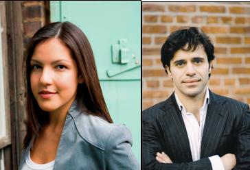 Sloane Crosley + Keith Gessen = Publishing Synergy