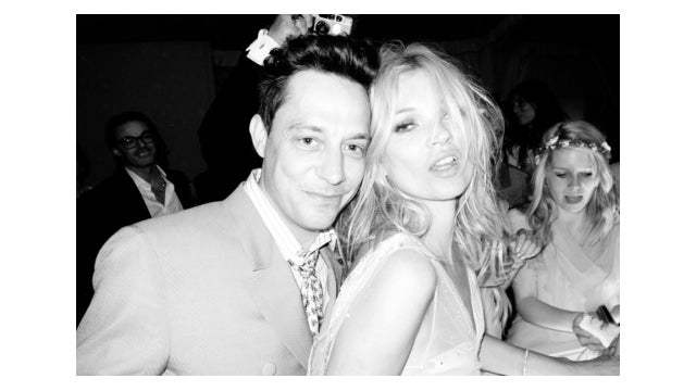 Terry Richardson Took A Lot Of Photos At Kate Moss's Wedding