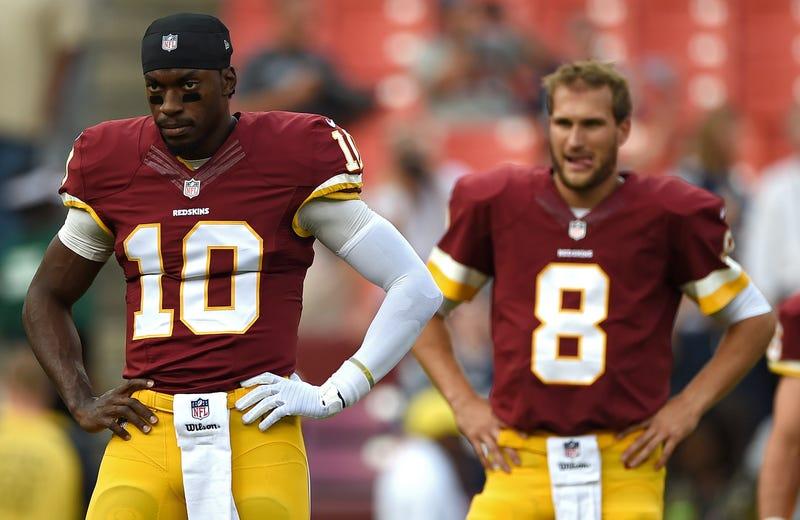 Washington Has A Fake Quarterback Controversy On Its Hands