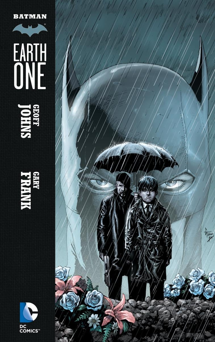 Batman: Earth One Gives The Dark Knight a New Origin He Doesn't Need