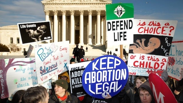 The Roe V. Wade Catch-22