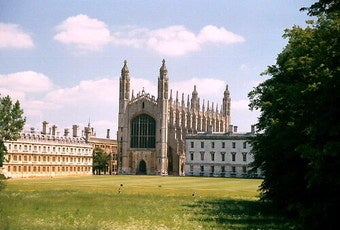Comment of the Day: Fond Cambridge Memories