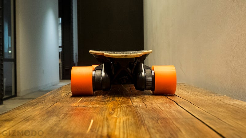 The New Boosted Board Tried to Kill Me