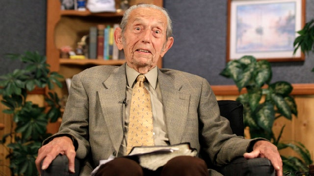 Rapture Rescheduler Harold Camping Suffers Stroke