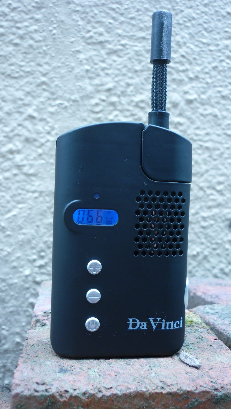 Da Vinci Mobile Vaporizer Lightning Review Gallery