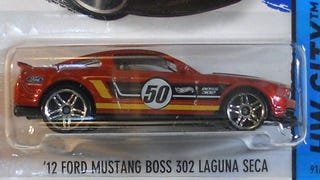 Help me find this Mustang please!