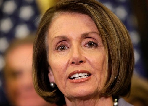A Patriot's Treasury Of Sexist Nancy Pelosi Caricatures
