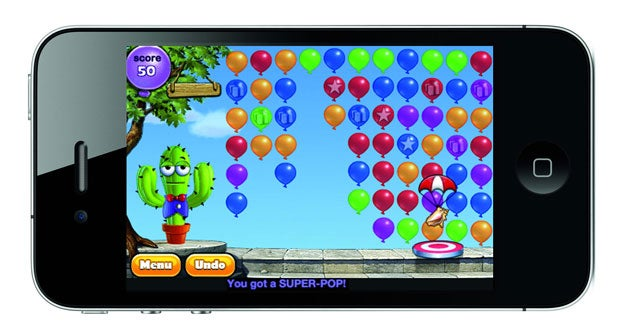 Casual Gaming Destination Pogo Jumps To The iPhone