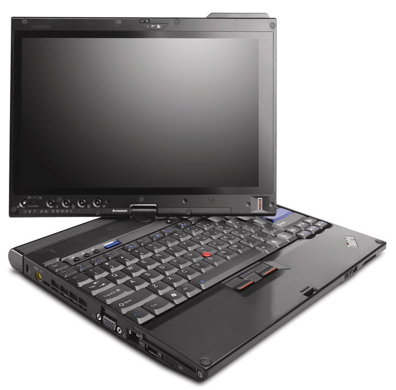 Lenovo Thinkpad X200 Tablet, 12 Inches of Touchtasticness