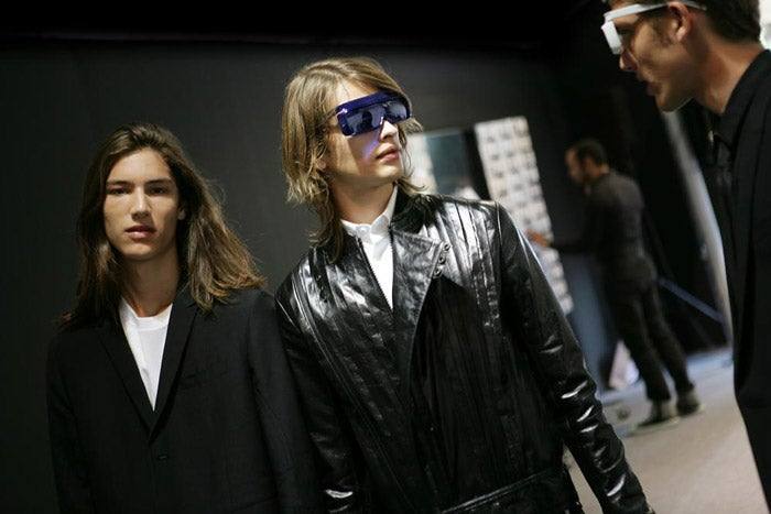 Dior Is Trying to Make Ugly Futuristic Glasses Actually Happen