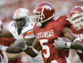"Darren McFadden's NFL Draft Status Downgraded From ""Yes"" To ""Probably Yes"""