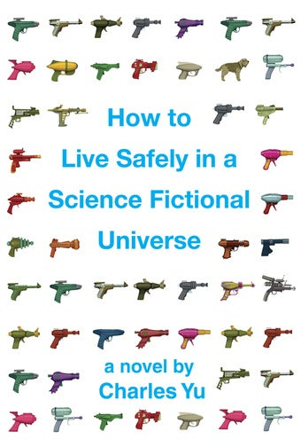 """Escaping the time machine in Charles Yu's """"How To Live Safely In A Science Fictional Universe"""""""