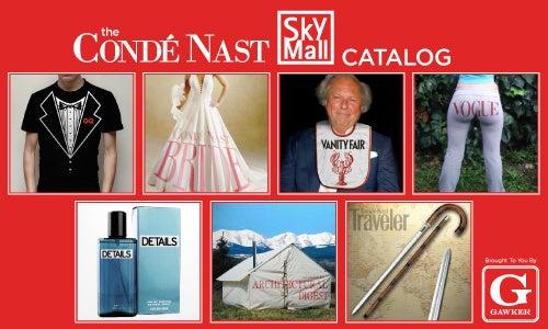 The Condé Nast SkyMall Catalog