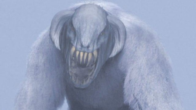 Stargate's David Hewlett tells us why his bulletproof Yetis are so pissed