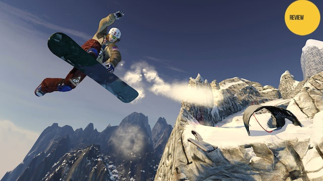 SSX: The Kotaku Review