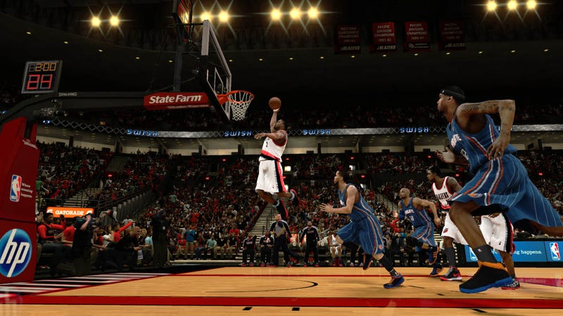 Sizing Up Its Competition, NBA 2K13 Will Stick to the Way It Plays the Game