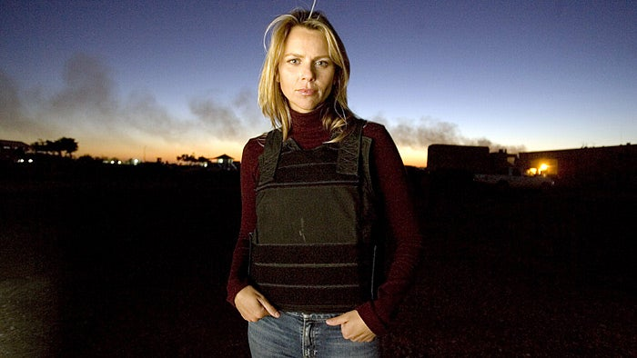 Lara Logan: 'They Raped Me With Their Hands'