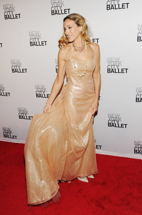 High-Culture Galas, High-Style Celebs