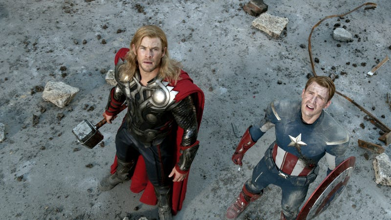 Just how many villains does Joss Whedon's Avengers actually have?