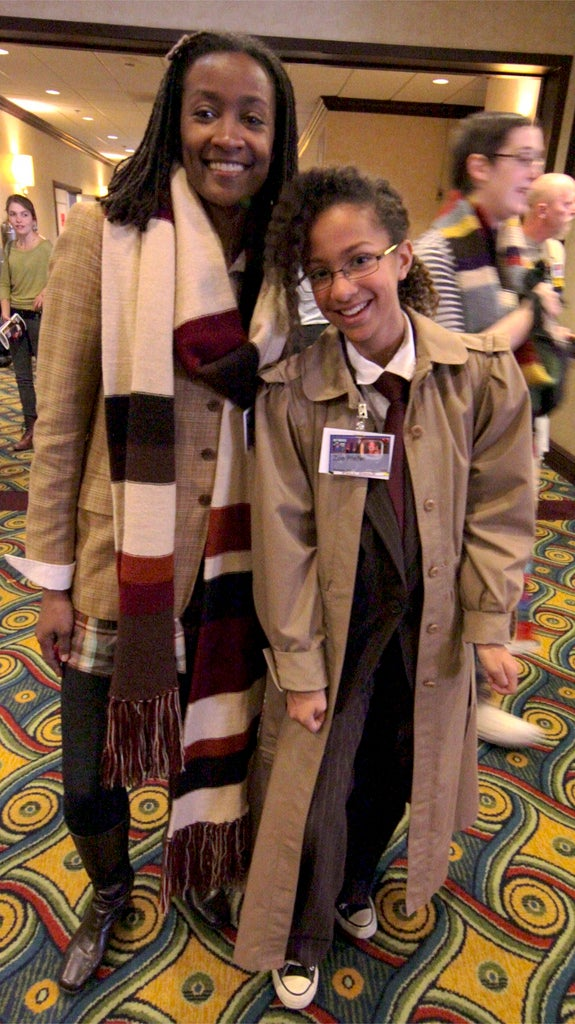 Gender-swapped Doctors are our new favorite form of Doctor Who cosplay