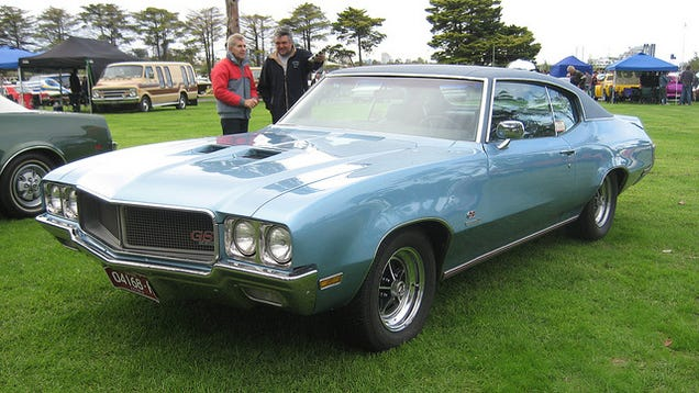 The Ten Most Underrated Muscle Cars
