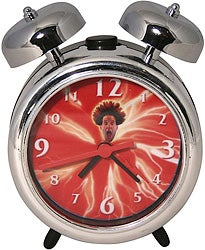 Shocking Alarm Clock
