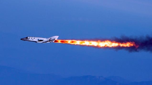 Virgin Galactic's SpaceShipTwo Has Been Lost – One Pilot Confirmed Dead