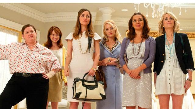 'Bridesmaids' Scores WGA Nod